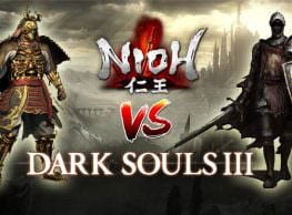 Why Nioh is Not a Dark Souls Clone