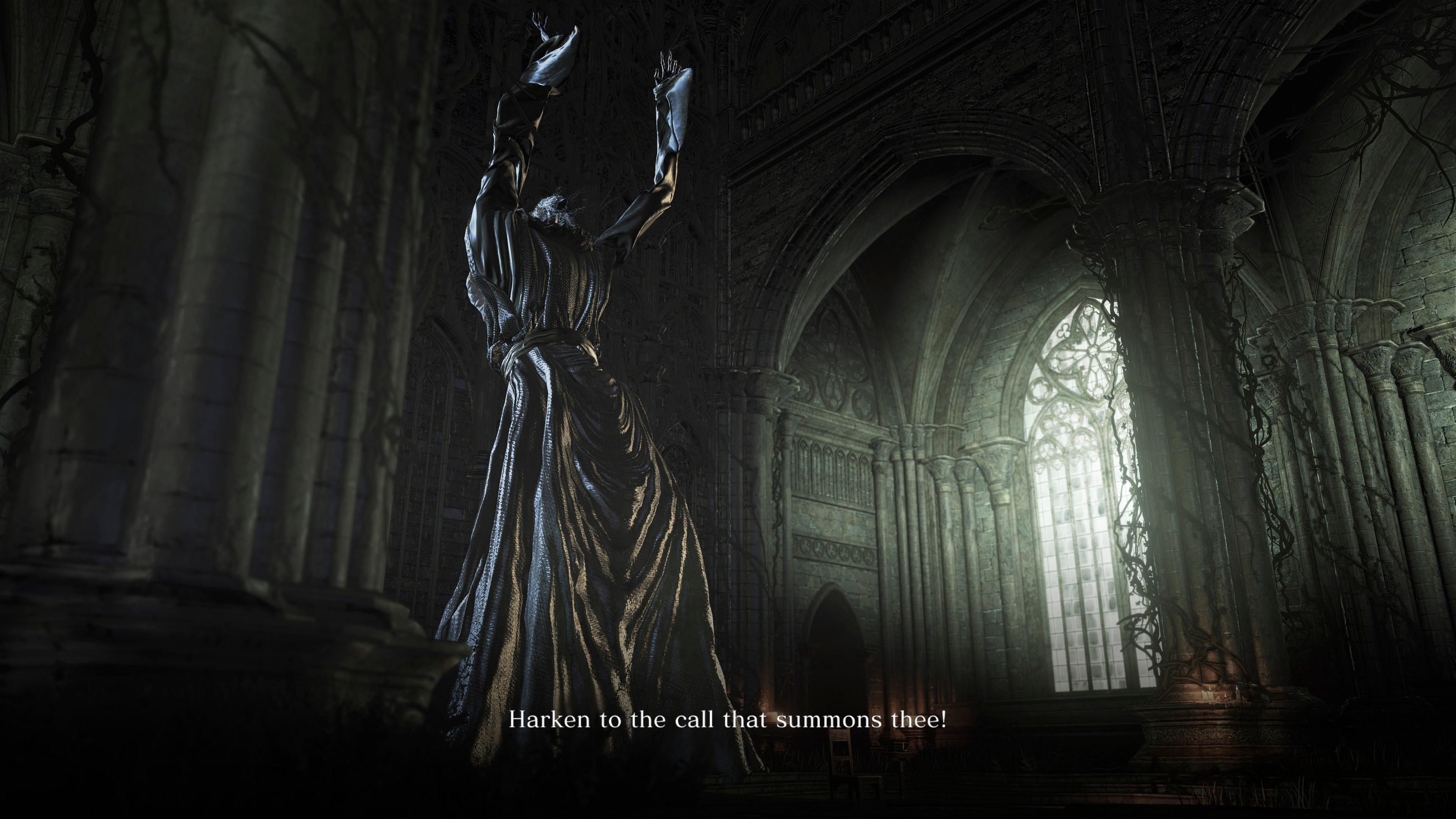The Ringed City Slave Knight Gael Ending