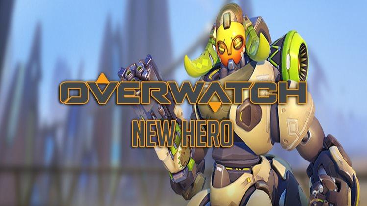 Overwatch Announces New Hero Orisa