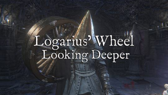 The Logarius Wheel: Looking Deeper
