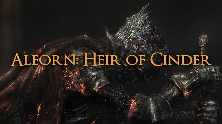 Aleorn: Heir of Cinder Book 1