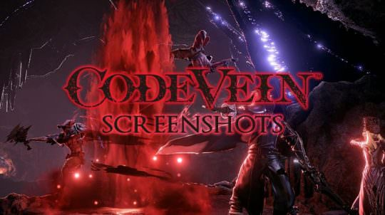 Code Vein New Screenshots and More Details Revealed