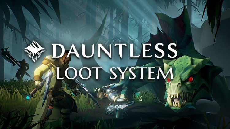 Dauntless Details Their Behemoth Slaying Loot System | Fextralife