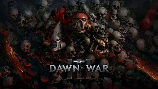 Warhammer 40,000: Dawn of War III Releases Today on PC