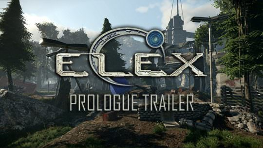 Elex Releases New Prologue Trailer That Digs Into the Game's Apocalyptic Backstory