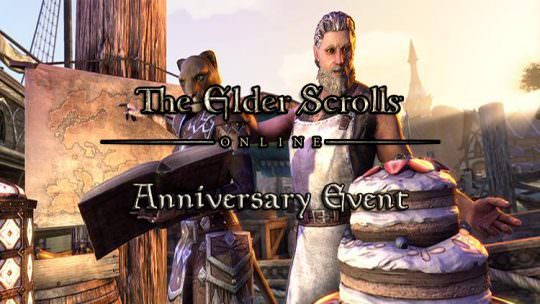 Elder Scrolls Online 3 Year Anniversary Event Begins Tomorrow