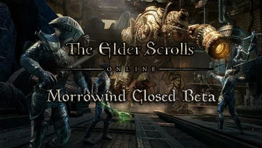 The Elder Scrolls Online: Morrowind to Enter Closed Beta on Public Test Server