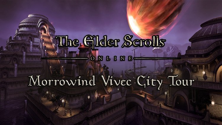 Take a Tour of A New Morrowind City in The Elder Scrolls Online