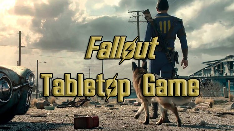 Fallout Is Getting an Official Tabletop Game