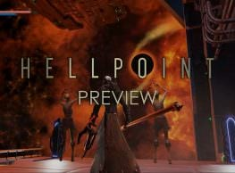 Hellpoint Preview: Sci-fi Souls With a Horror Twist
