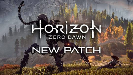 Horizon Zero Dawn New Patch Lets Players Play Their Own Music While In Game