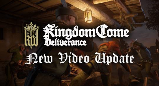 Kingdom Come: Deliverance Releases New Video Update On The Game's Rich Cutscenes