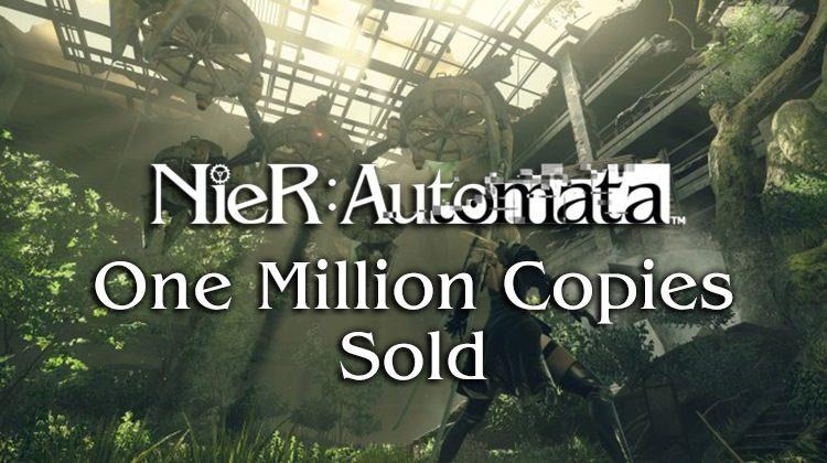 Nier Surpasses One Million Units Sold