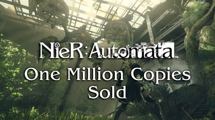 Nier Surpasses One Million Units Sold