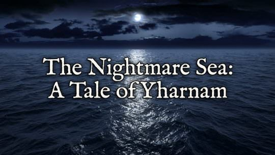 The Nightmare Sea: A Tale of Yharnam Part 2