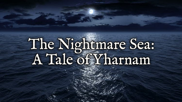 The Nightmare Sea: A Tale of Yharnam Part 1