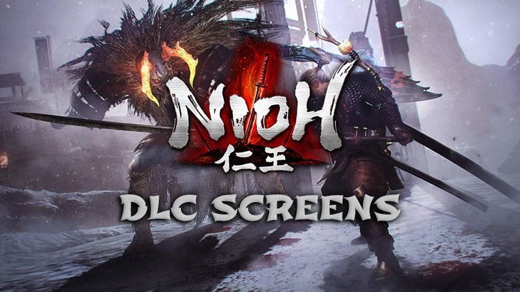 New Nioh Screens Tease PvP, New Skins & More from Next Week's DLC