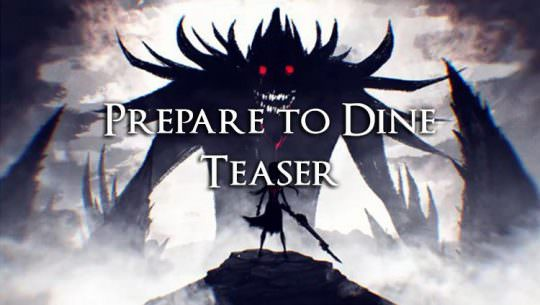 "Bandai Namco Releases ""Prepare to Dine"" Teaser"