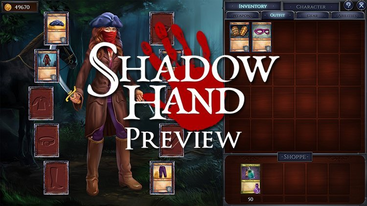 Shadowhand Preview: Duel Me In