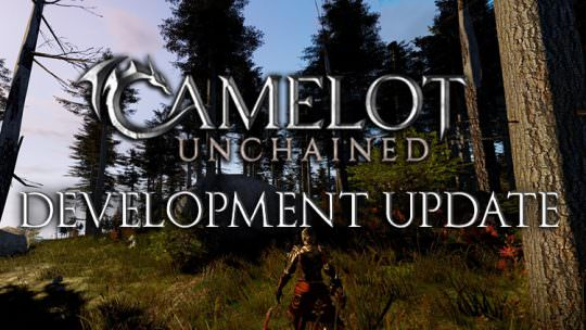 Camelot Unchained Development Update