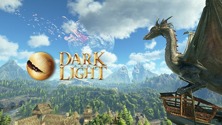 Dark and Light Brings Magic and Survival to the MMORPG