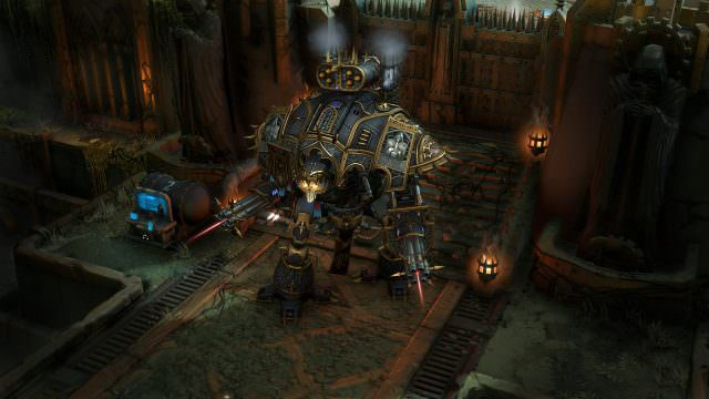 Dawn of War III Review: Warhammer 40,000 MOBA Edition