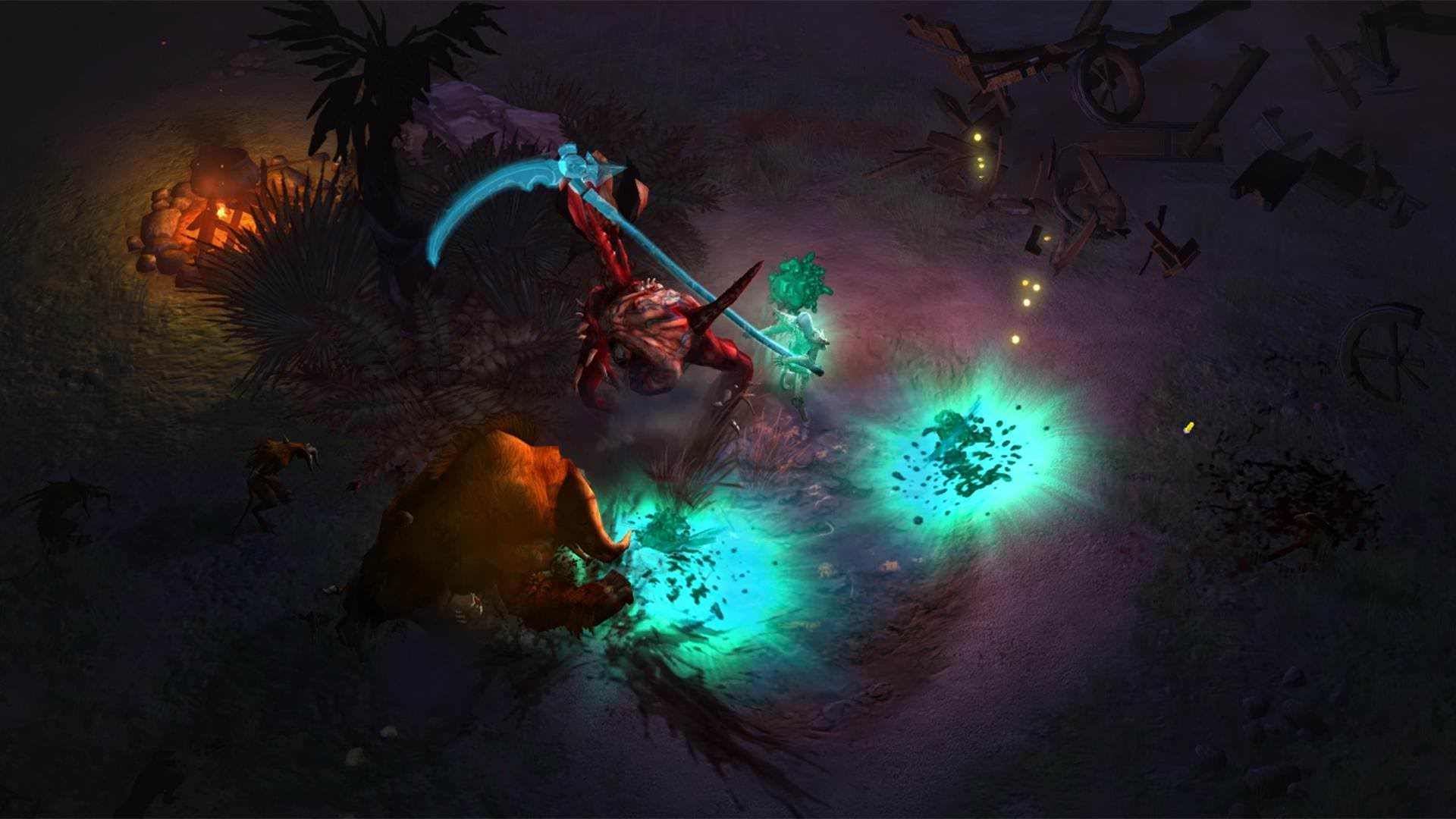 Best Build Necromancer Diablo