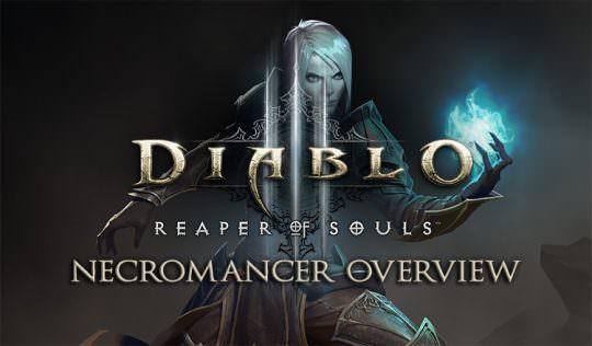 Diablo 3 Necromancer Class Overwiew