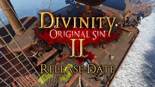 Divinity: Original Sin 2 Releasing This September!