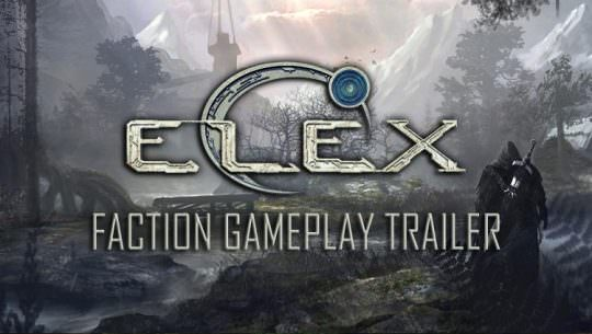 New Elex Gameplay Trailer Takes A Closer Look at The Berserker Faction