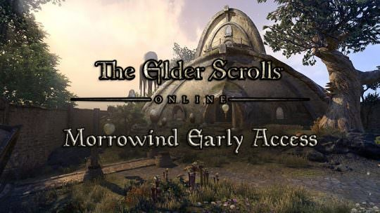 The Elder Scrolls Online Reveals PC Early Access Details for Morrowind, Shows New Player Housing