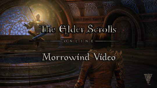 The Elder Scrolls Online Releases New Morrowind Video On Vivec The Living God
