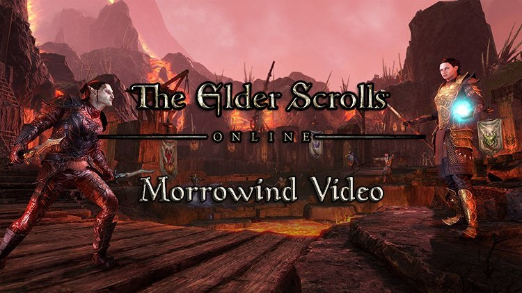 The Elder Scrolls Online Releases New Morrowind Video That Brings Us Back