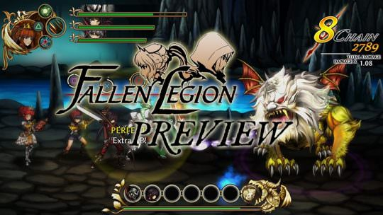 Fallen Legion Preview: A Side Scrolling Action RPG With Intense Combat & Choices