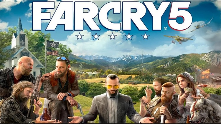 Far Cry 5 Launches February, New Trailer & Screenshots Released