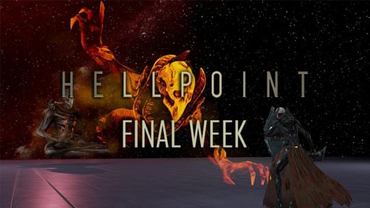 Hellpoint Kickstarter In Final Week, Livestream Coming This Saturday