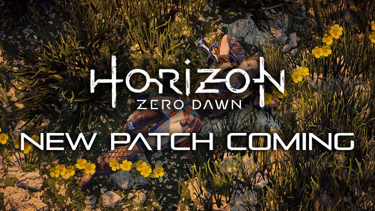 Horizon Zero Dawn Patch Coming Next Week Adds New Photo Mode Features & More