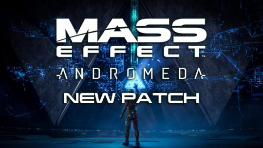 Mass Effect: Andromeda Releases New Patch, Addresses Bugs and Multiplayer Balance