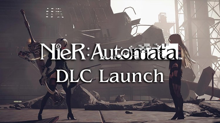 Nier: Automata New DLC Now Available