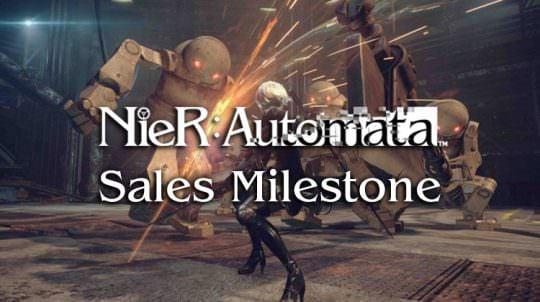 Nier: Automata Reaches New Milestone of 1.5 Million Copies Shipped