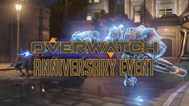 Overwatch Announces Anniversary Event, Free Weekend, Game of the Year Edition
