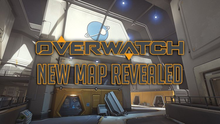 Overwatch New Map: Horizon Lunar Colony Revealed by Blizzard, Available On PTS