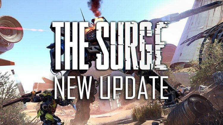 The Surge First Major Update Out Today for All Platforms