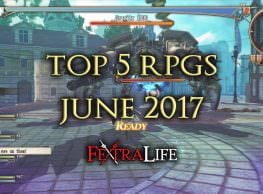 Top 5 RPGs of June 2017