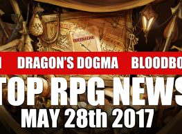The Week in Wikis: Top RPG News of the Week on Nioh, Bloodborne, Dragon's Dogma, Final Fantasy XV & More!