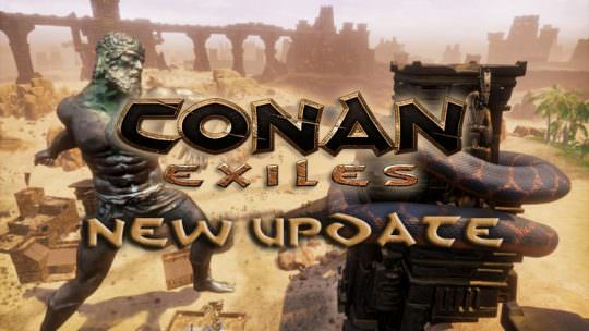 Conan Exiles New Update Lets You Kill Gods