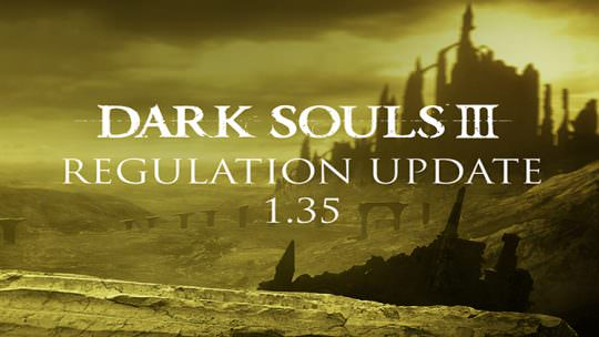 Dark Souls 3 New Regulation Coming Tomorrow, Adjusts Multiplayer Matchmaking & More