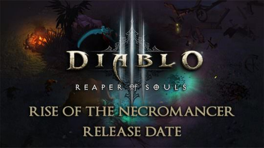 Diablo 3 Rise of the Necromancer DLC Releasing Next Week for PS4, Xbox One, PC