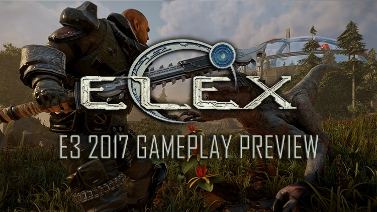 Elex Gameplay E3 2017: A Look At The Open World Sci-Fi Fantasy Game That Promises Freedom