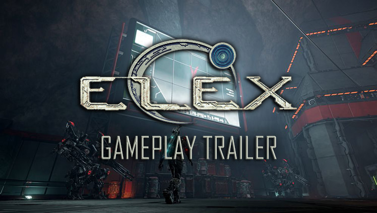Elex New Gameplay Trailer Released